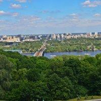Киев- Левый берег :: Сергей Иваница