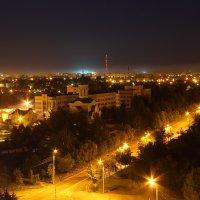 сияние ночи :: дмитрий гапеев