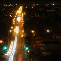 ритм ночного города :: дмитрий гапеев