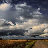 Время дождей :: Владимир Макаров