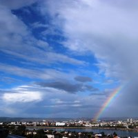 Иркутск после дождя :: Андрей Петрович
