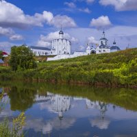 Храмовый комплекс села Арское :: Юлия Топоркова