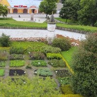 Монастырский огород :: Бронислав Богачевский