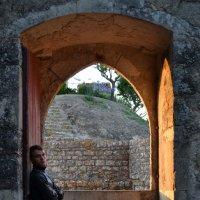 В замке у окна :: Илья Пономаренко
