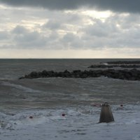 Море бушуется раз :: Алексей Ворон