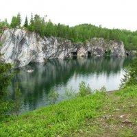 Мраморный каньон,Рускеала :: Dasha Kozhalo