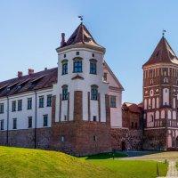 Мирский замок :: Виктор Дашкевич