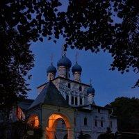 церковь казанской иконы божией матери в коломенском :: Александр Шурпаков
