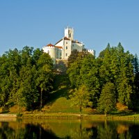 Tracoscan Castle :: Roman Ilnytskyi