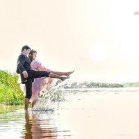 Дамир и Катя :: Оксана Чаплыгина