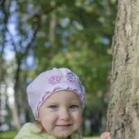 моя доча :: Евгений Лавров