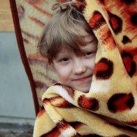 Тепло в одеялке :: Света Кондрашова