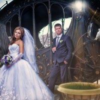 Свадьба Антона и Елены :: Александр Ласковенков