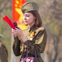 À la guerre comme à la guerre :: Vadim Gurkin