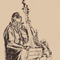 Музыкант :: Наталья Осипова(Копраненкова)