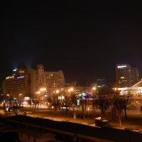 Ночной Днепропетровск :: Ann