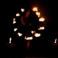 Fire show :: Виктория грёZы