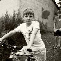 Лето в деревне... :: Sofia Rakitskaia
