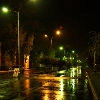 ночной городок :: Полина