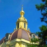 В небесной синеве родился Лучик света... :: Мария Кондакова