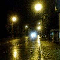 Ночной дождь :: Герман Кениг