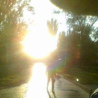 Божественное солнце :: Герман Кениг