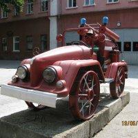 пожарная машина :: Елена Иванова