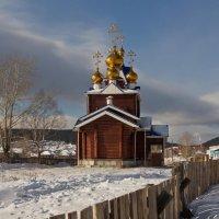 Храм строится... :: Сергей
