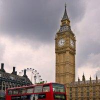 Три символа Лондона :: Олег Неугодников