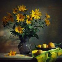 Жёлтое настроение :: Юлия Эйснер