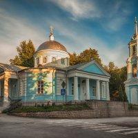 Церковь Успения Богородицы с Полонища :: Роман Дмитриев