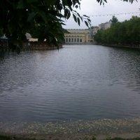 Москва. Чистые пруды :: Владимир Прокофьев