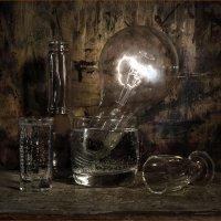 Беспроводная энергосберегающая лампа :: Lev Serdiukov