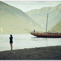 Южный берег Телецкого озера :: Александр Тагин