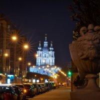 Смольный Собор :: Евгений Киреев