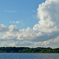 Облака :: Виталий Буркалов