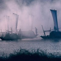 В тумане :: Игорь Егоров