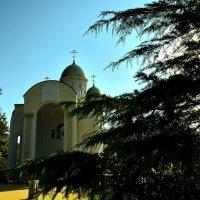 Дагомыс, собор :: Александр Бессараб