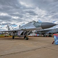 Миг-29СМТ :: Павел Myth Буканов