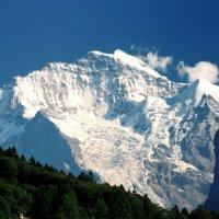 Гора Юнгфрау .  Швейцария. :: АЛЕКС