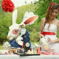 Алиса в стране чудес :: Julia K