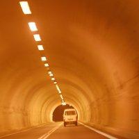 тунель :: Ирина Павлова