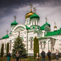 Татарстан, Раифский монастырь, Троицкий собор :: Алексей