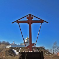 Крест :: Павел Зюзин
