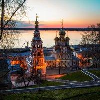 Нижний Новгород, Рождественская церковь. :: Алексей