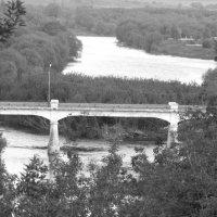 первый в России железо-бетонный мост ! :: Елена Осина