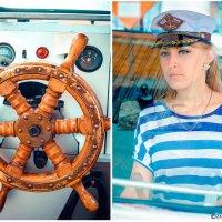 """Capitan girl"" :: Зарина Губайдуллина"