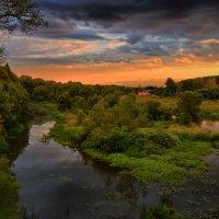 Река Лопасня :: Артур