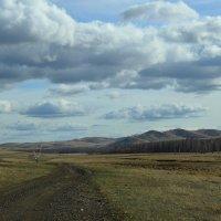 Осенний пейзаж :: Александр Яценко