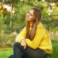 Осенний блюз :: Дарья Маркозова